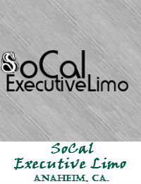 SoCal Executive Limousine In Anaheim California