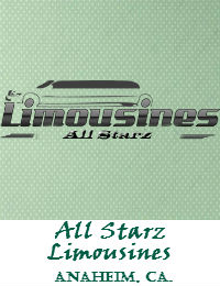 Starz Limousine In Anaheim California