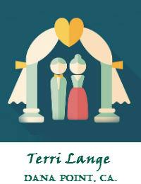 Terri Lange Wedding Officiant Orange County In Dana Point California