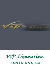 VIP Limousine Service In Santa Ana California