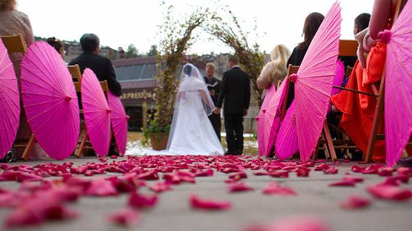 Weddings Santa Ana Doubletree