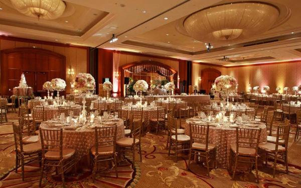 balboa bay resort wedding reception in newport beach ca