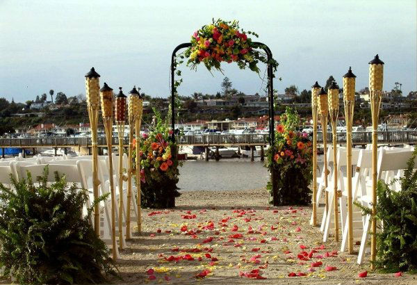 newport dunes waterfront resort and marina wedding receptions