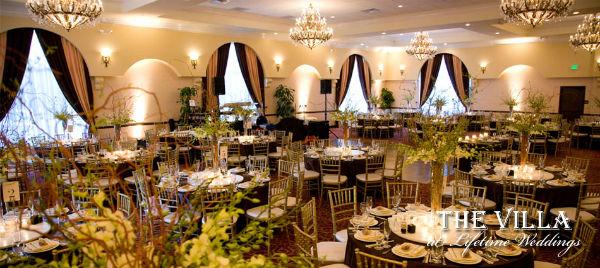 The Villa Banquet Room