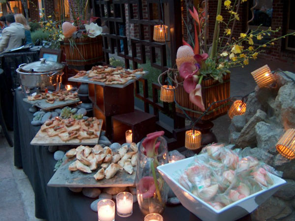 Brownstone Wedding Catering In Fullerton Ca