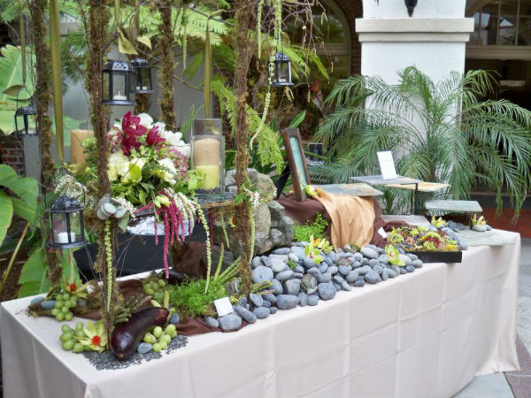 Brownstone Wedding Catering In Fullerton California