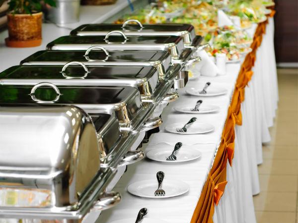 Casa Blanca Wedding Catering Huntington Beach