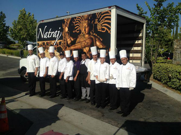 Natraj Authentic Indian Catering In Orange County Ca