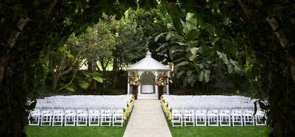 Fairmont Newport Beach Wedding Venue In