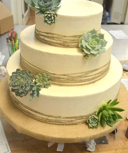 Great Dane Baking Company Wedding Cakes Orange County