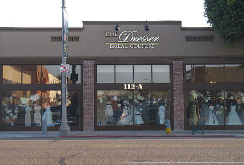 The Dresser Bridal Couture Wedding Dresses Orange County In Fullerton Ca