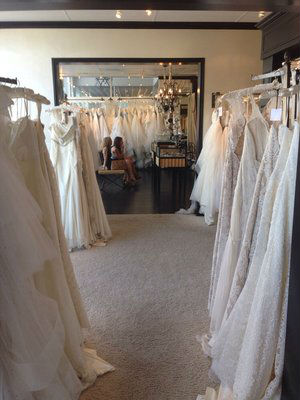 The White Dress Wedding Dresses Orange County In Corona Del Mar