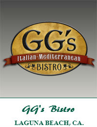GGs Bistro Wedding Venue In Laguna Beach California