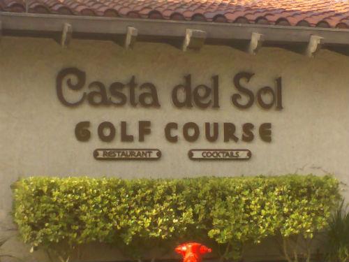 Casta Del Sol Golf Course Wedding Venue In Mission Viejo California