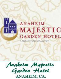 Anaheim Majestic Garden Hotel In Anaheim