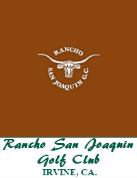 Rancho San Joaquin Golf Club Wedding Venue In Irvine