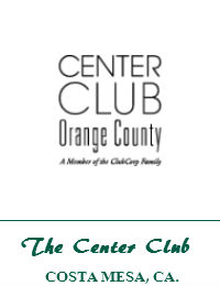 Center Club Orange County Wedding Venue In Orange County