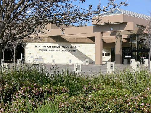 Huntington Beach Public Library Wedding Venue In California