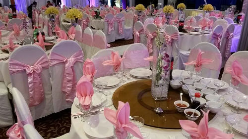 Diamond Seafood Palace Wedding Venue In Garden Grove