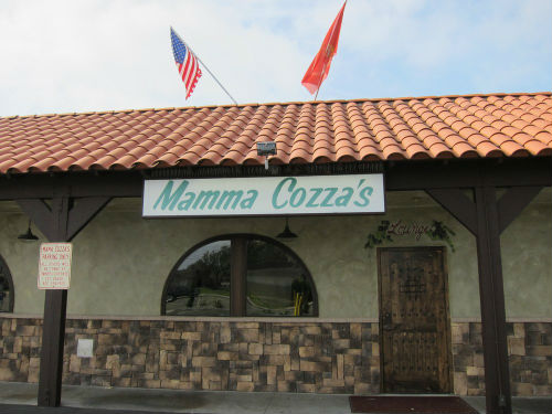 Mama Cozzas Wedding Venue In Anaheim