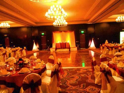 Sheraton Hotel Wedding Venue In Garden Grove