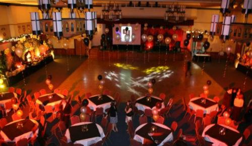 The Phoenix Ballroom Wedding Venue In Anaheim
