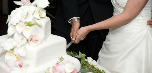 Wedding Cake Cutting Tips 5