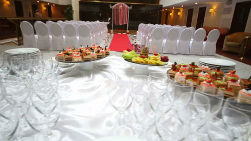 Food As Decorations Wedding Venues In Orange County