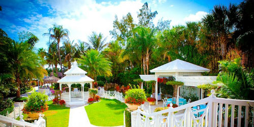 Turning Prime Real Estate into a Dream Wedding Location
