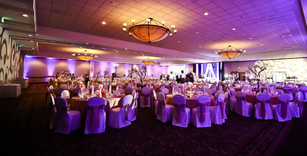 Wyndham Anaheim Garden Grove Wedding Venue In