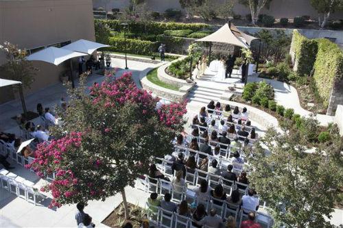 Brea Community Center Wedding Venue In Cal