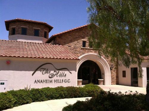 Garden Wedding Venues At The Clubhouse Anaheim Hills